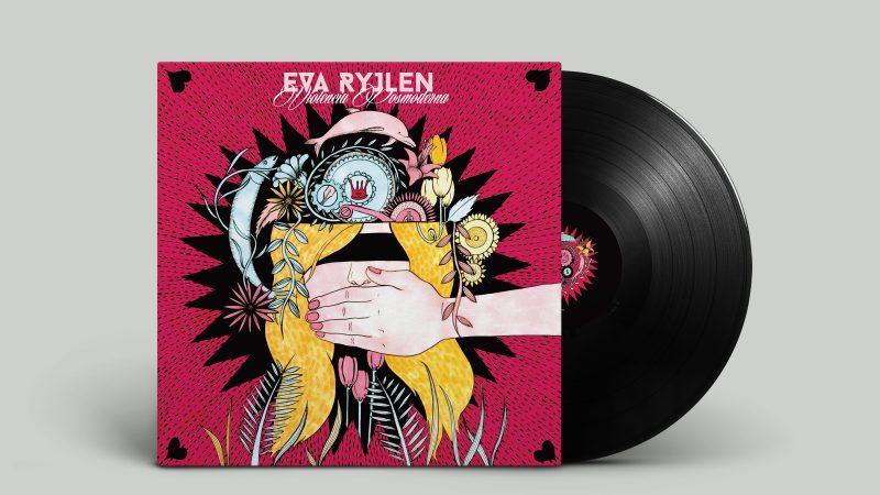 Eva Ryjlen. Violencia Posmoderna